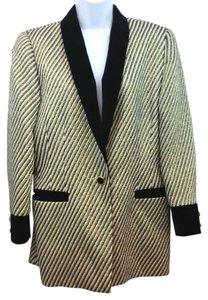 Escada Tuxedo Cocktail Evening Blazer