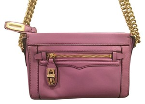 Rebecca Minkoff Pink Purple Shoulder Bag