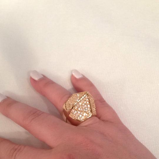 CC SKYE CC Skye Bonnie And Clyde Pave Ring