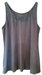 Eileen Fisher Top warm grey
