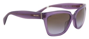 Prada Prada SPR07P Purple Sunglasses