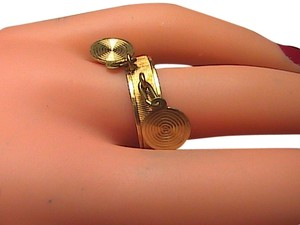 Vintage 14k Yellow Gold Inspirational Ring