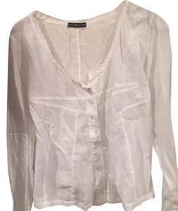 Marith et Franois Girbaud Top White