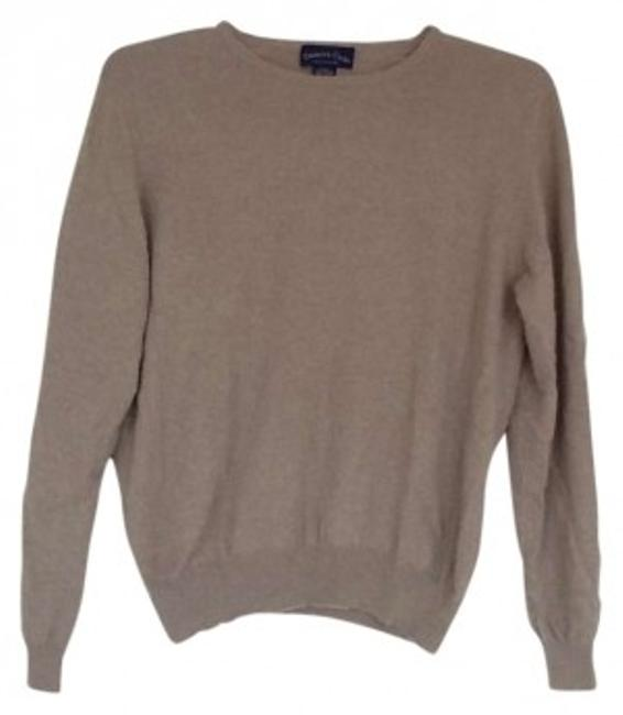 Preload https://item3.tradesy.com/images/charter-club-tan-cashmere-sweaterpullover-size-12-l-142272-0-0.jpg?width=400&height=650