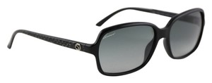 Gucci * Gucci Polarized Black Glitter Sunglasses GG 3631/S