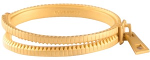 Eddie Borgo Matte zipper Bangle