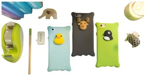 brand new duck silicone iphone 6 plus case