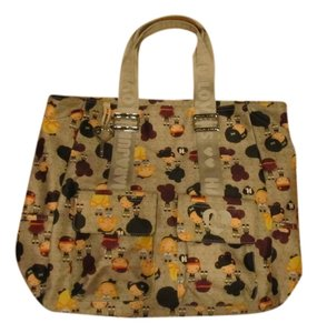 Harajuku Lovers Tote in Multicolor