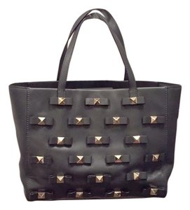 Kate Spade Bow Terrace Tosha Tote in Asphalt Black