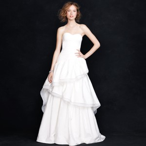 J.Crew Escalier Wedding Dress