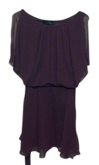 Preload https://item3.tradesy.com/images/forever-21-purple-chiffon-round-collar-knee-length-short-casual-dress-size-12-l-14232-0-0.jpg?width=400&height=650
