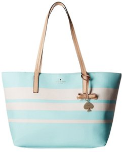 Kate Spade Tote in Grace Blue, Cement