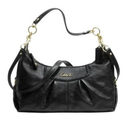 Preload https://item5.tradesy.com/images/coach-ashley-convertible-black-leather-hobo-bag-142339-0-0.jpg?width=440&height=440