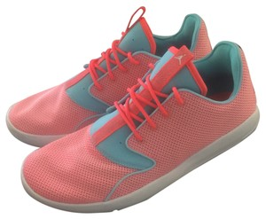 Nike Coral and baby blue Athletic