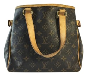 Louis Vuitton Batignolles Pm Satchel in Monogram