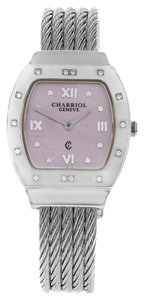 Charriol Charriol Azuro Azurtd.540.913R Stainless Steel Quartz Watch (12217)