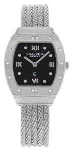 Charriol Charriol Azuro AZURTD.540.905R Stainless Steel Quartz Watch (12234)
