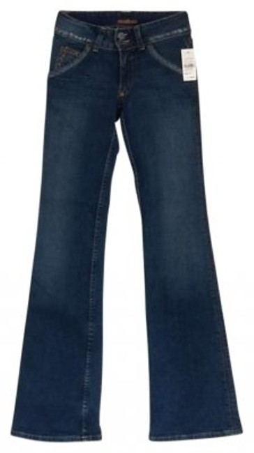 Preload https://item2.tradesy.com/images/hudson-blue-medium-wash-flare-leg-jeans-size-24-0-xs-142351-0-0.jpg?width=400&height=650