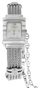 Charriol Charriol St Tropez SSTR.540.RE003 Stainless Steel Quartz Ladies Watch (12245)