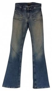 Hudson Flare Leg Jeans-Light Wash