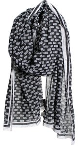 Marc Jacobs Marc Jacobs Monogram Scarf