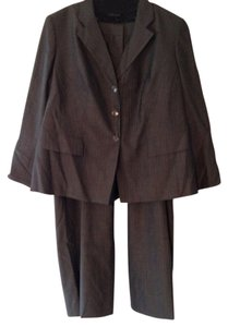 Anne Klein Gray Pants Suit