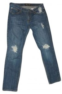 Fabulosity Fabulous Stretch Boot Cut Jeans-Medium Wash