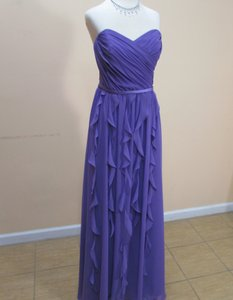 Alfred Angelo Purple 7319l Dress