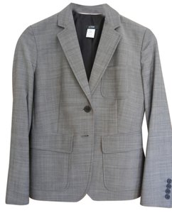 J.Crew J Crew Wool Suiting grey Blazer