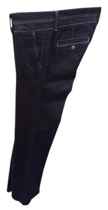 Gap 6 Tall Limited Edition Trouser/Wide Leg Jeans-Dark Rinse