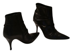 Via Spiga Stilleto Boot Black Boots