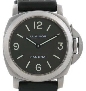 Panerai Panerai Luminor Base 44mm Titanium Watch PAM055 PAM00055