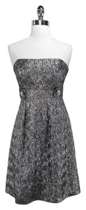 Shoshanna Metallic Dress