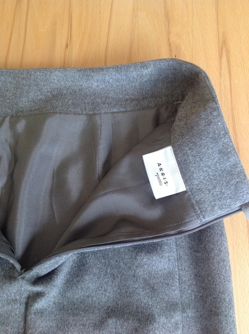 Akris Punto Skirt Grey