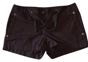MICHAEL Michael Kors Tie Short Mini/Short Shorts brown