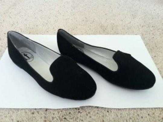 Carrini black Flats