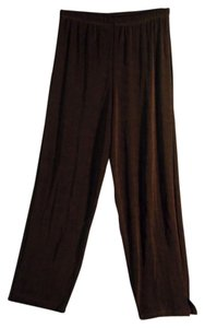 Jostar No Wrinkle Ankle Length Relaxed Pants brown