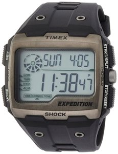 Timex Timex Watch TW4B02500 Expedition Black