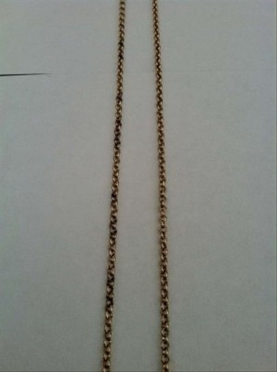 Forever 21 Gold-toned arrow necklace
