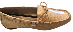 Sperry champagne Flats