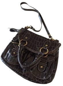 L'incontro Leather Shoulder Bag