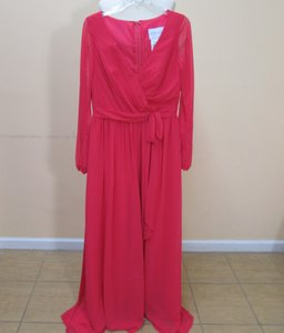 Alfred Angelo Pomegranate 7325 Dress
