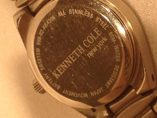 Kenneth Cole Stainless Steel Ladies Wristwatch (KC4206) - [ Roxanne Anjou Closet ]