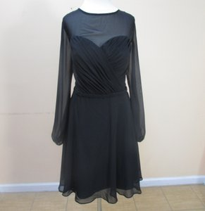 Alfred Angelo Black 7327s Dress