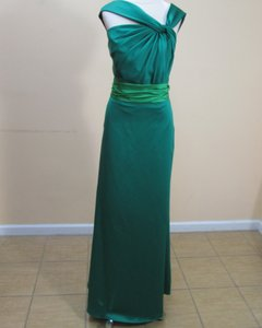 Alfred Angelo Emerald/Shamrock 7329l Dress