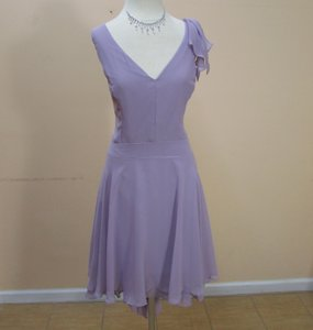 Alfred Angelo Lilac 7331s Dress