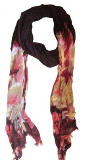 Preload https://img-static.tradesy.com/item/142465/abercrombie-and-fitch-maroon-with-flowers-floral-scarfwrap-0-0-540-540.jpg