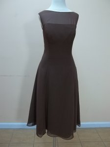 Alfred Angelo Chocolate 7340s Dress