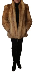 Cosmopolitan Red Fox Jacket