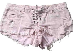 Billabong Mini/Short Shorts Pink